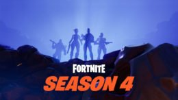 Fortnite Season 4 art