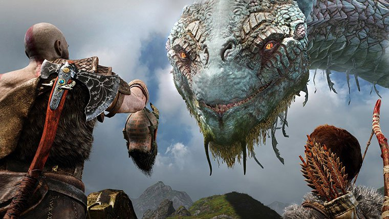 God of War now has a new gameplay trailer