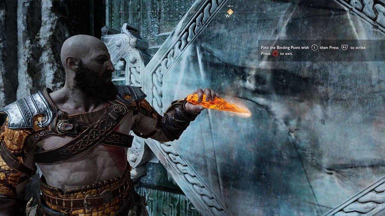kratos hidden chambers open