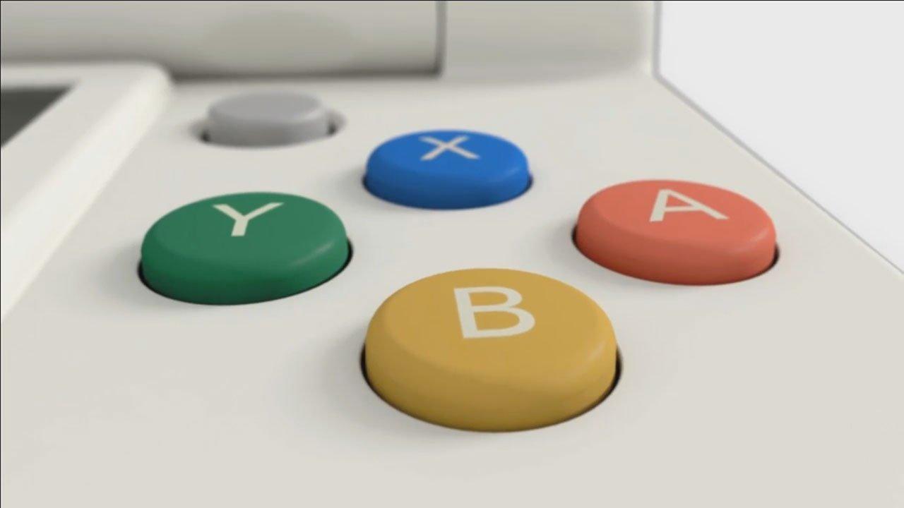 nintendo 3ds famicom buttons 1