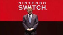 Nintendo President Kimishima
