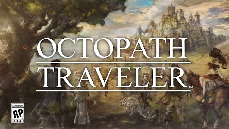 Octopath Traveler Introduces H'aanit and Therion