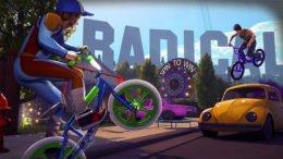 Radical Heights BMX Bike