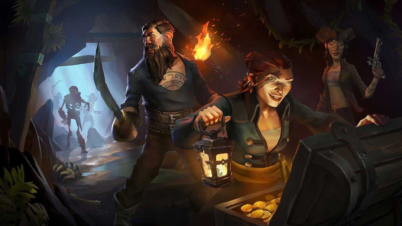 Sea of Thieves content updates release schedule and more detailed
