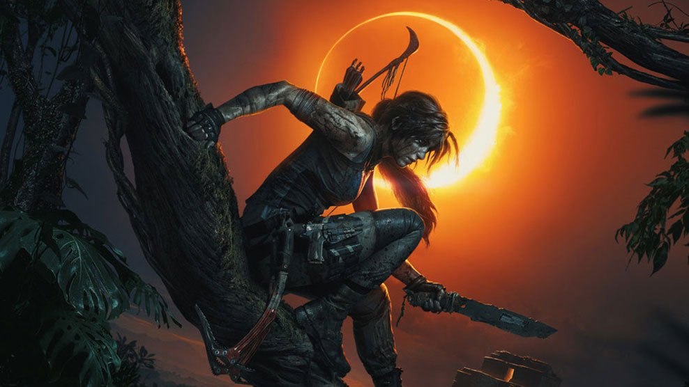 Shadow of the Tomb Raider Key Image No. Logo