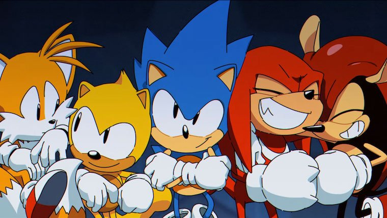 Sonic Mania Plus Receives New Content Details and July Release Date