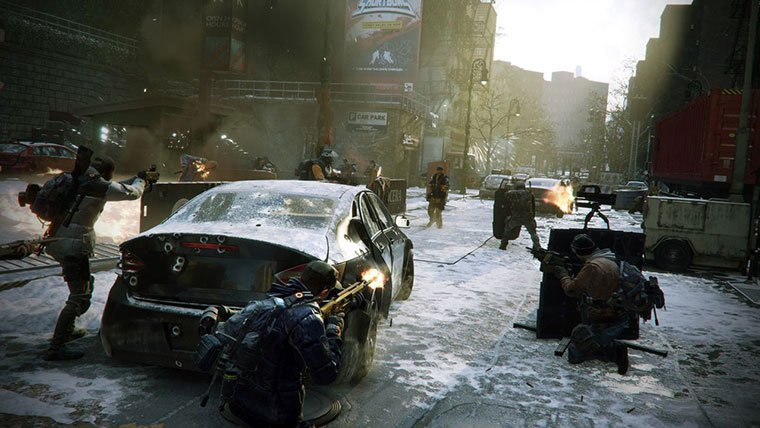 The Division's Latest Patch Adds Xbox One X Support and Other Improvements