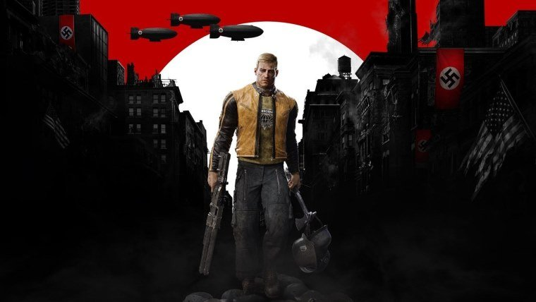 Wolfenstein II launching June 29th on Nintendo Switch