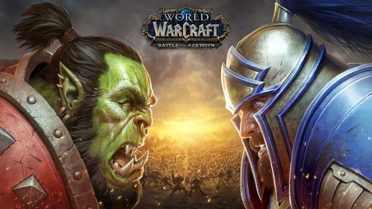 Battle for Azeroth Alliance Versus Horde