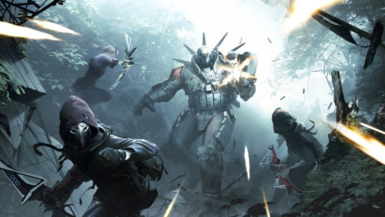 First Deathgarden Closed Alpha to Begin May 9th