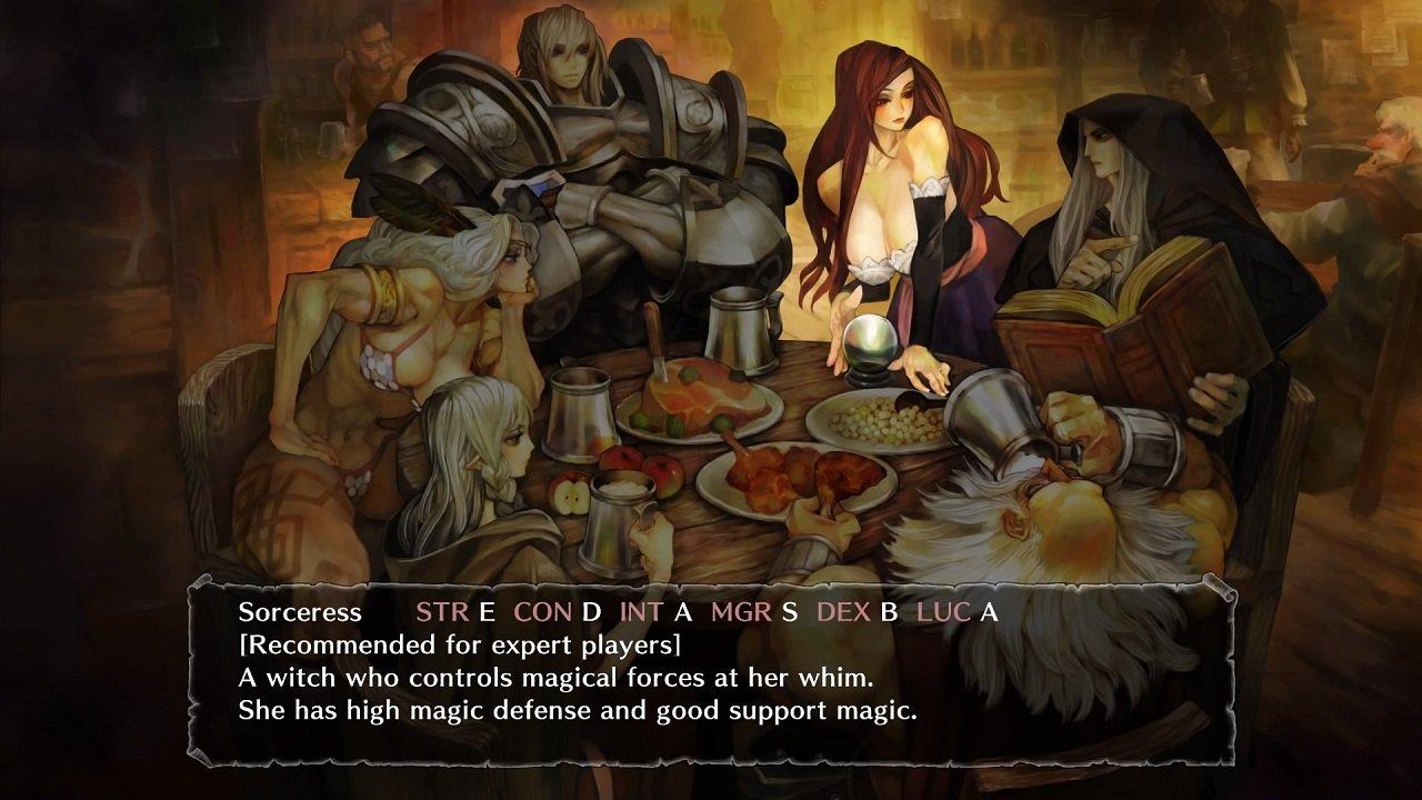 Dragons Crown Pro Review 01x