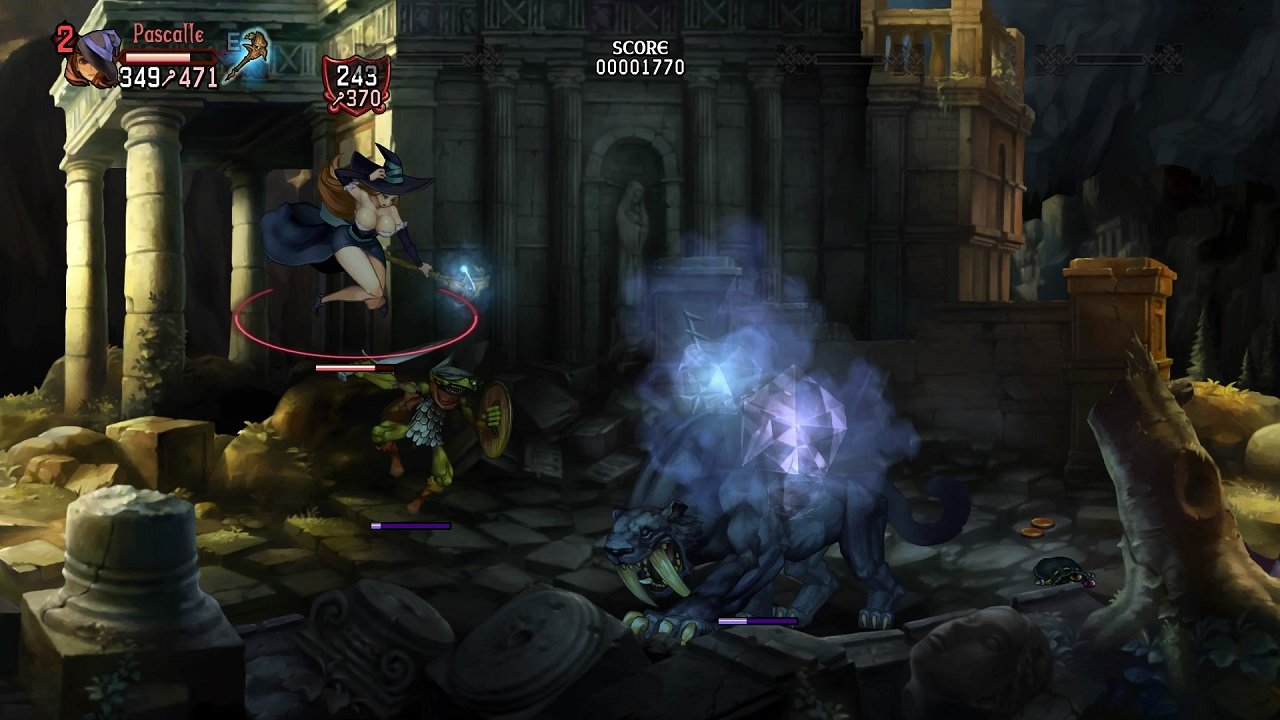 Dragons Crown Pro Review 02