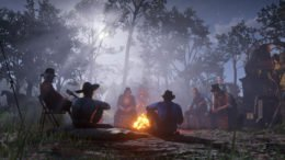 Red Dead Redemption 2 Campfire