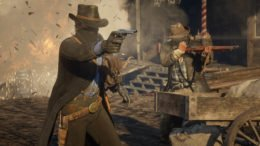 Red Dead Redemption 2 Heist