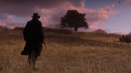 Red Dead Redemption 2 Sunset