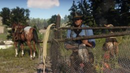 Red Dead Redemption 2 Duck Hunting
