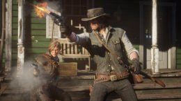 John Marsoton Red Dead Redemption 2