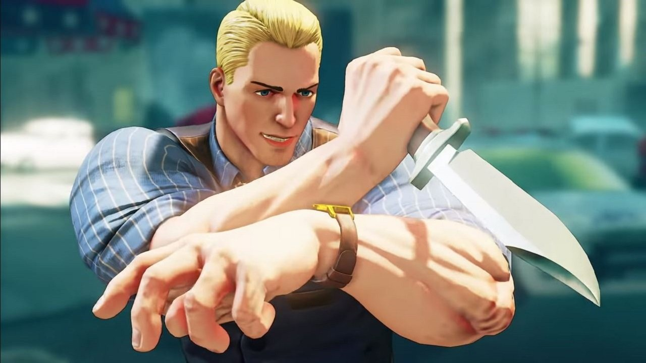 Street Fighter 5-Cody