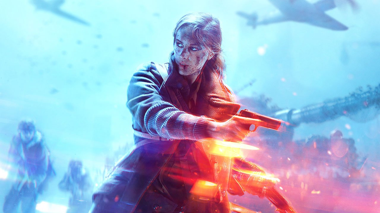 Has Battlefield V Already Lost The War Against Call Of Duty Black