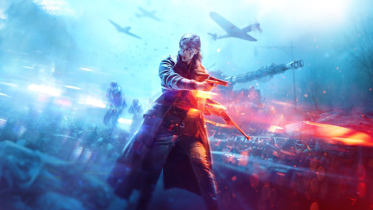 Battlefield V Key Art