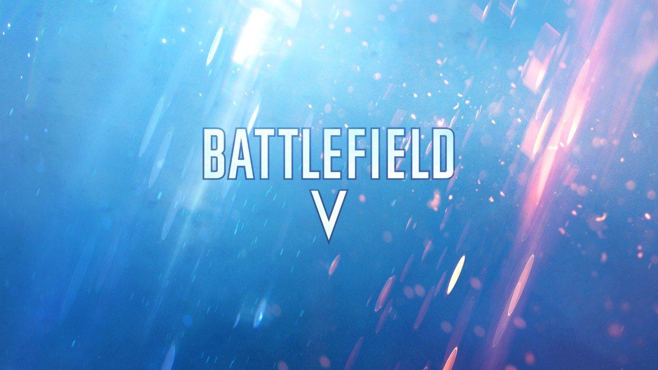 Logo for Battlefield V
