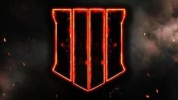 Black Ops 4 Logo