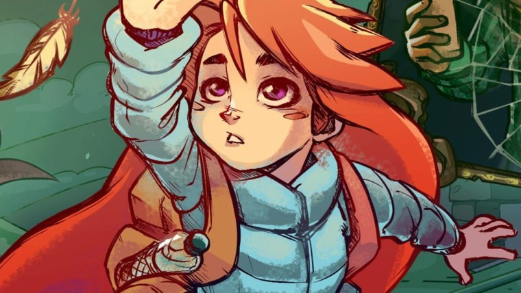 Celeste Review Art