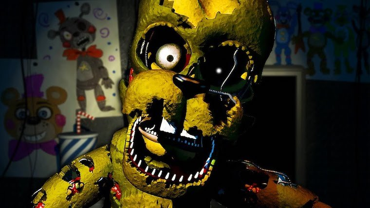 Freddy Fazbear S Pizzeria Simulator S Custom Night Is In Beta