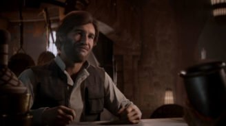 Han Solo Star Wars Battlefront 2