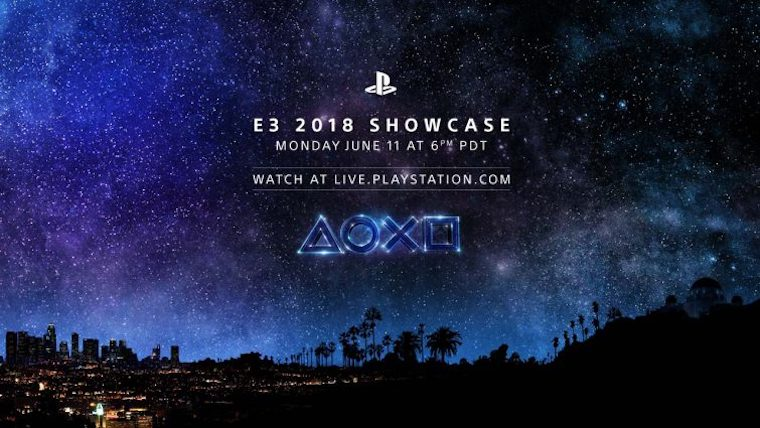 Sony Reveals They're Breaking from Tradition for Their E3 2018 Showcase