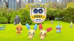 Pokémon Go Fest 2018 Details