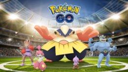 Pokémon Go Fighting Event