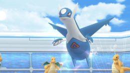 Pokémon Go Latios
