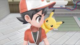 Pokémon Let's Go Trailer