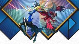 Pokémon Yveltal and Xerneas