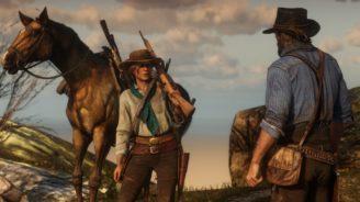 Red Dead Redemption 2 Arthur Morgan Beard