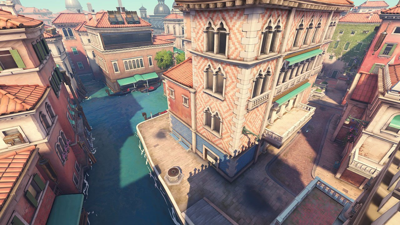Overwatch Patch Notes - New Rialto Map, Hanzo Changes & More