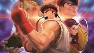 Street Fighter 30th Anniversary Artwork