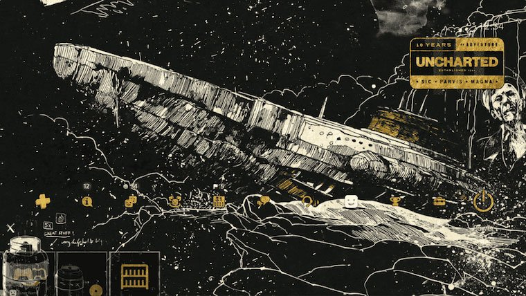 uncharted-anniversary-gold-theme