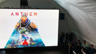 Anthem Pre-E3
