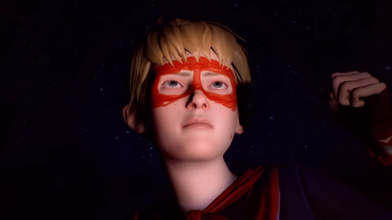 Captain Spirit Life is Strange 2