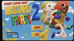 Captain Spirit Mustard Party 2
