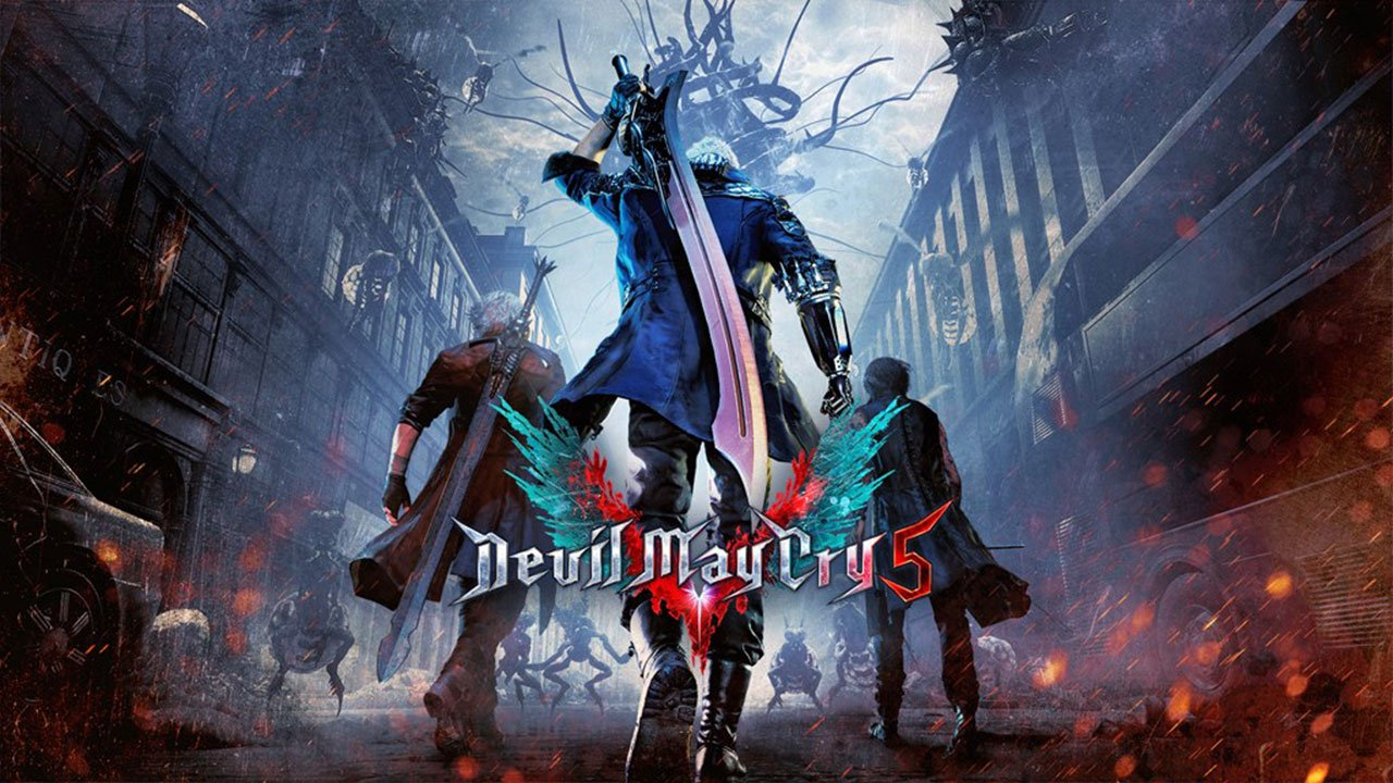 Devil May Cry 5 is real, watch the first trailer from E3 2018
