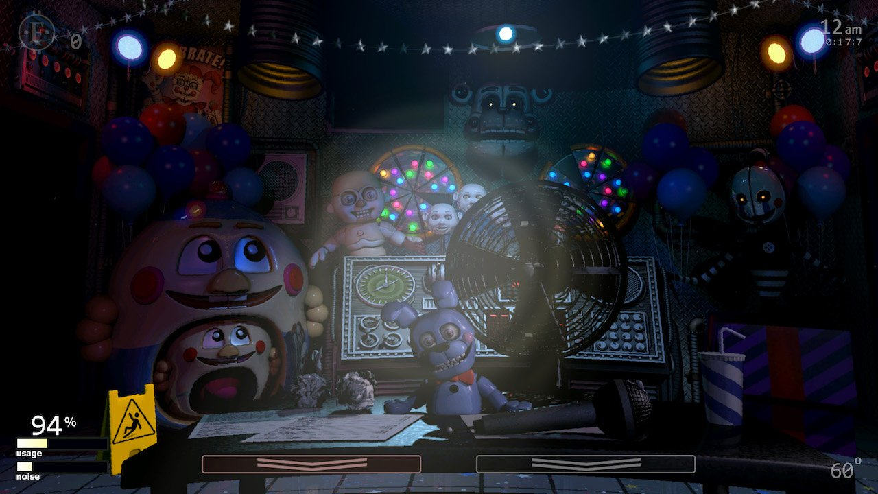 fnaf-custom-night-release