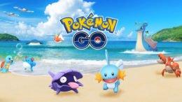 Pokémon Go Water Festival 2018