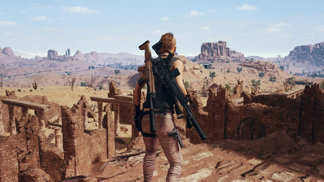 As PUBG Steam Numbers Dip, Game Offers First Sale - Attack