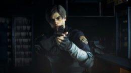 Leon Resident Evil 2 Remake