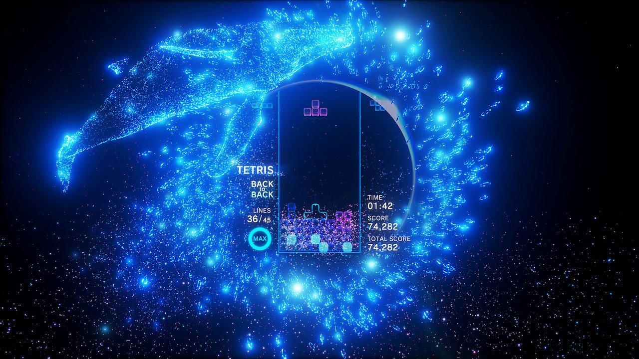 Tetris Effect impressions
