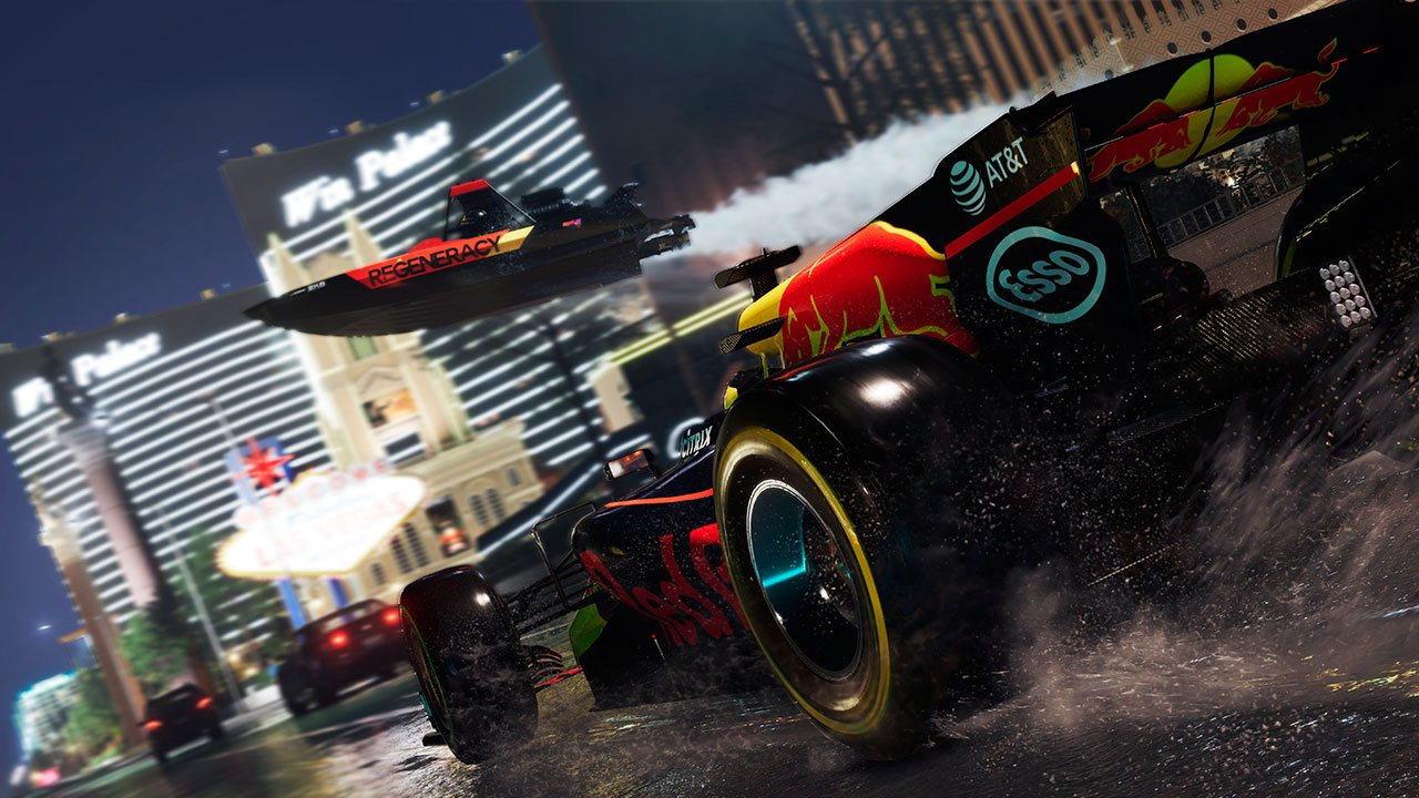 The Crew 2 Review Attack Of The Fanboy