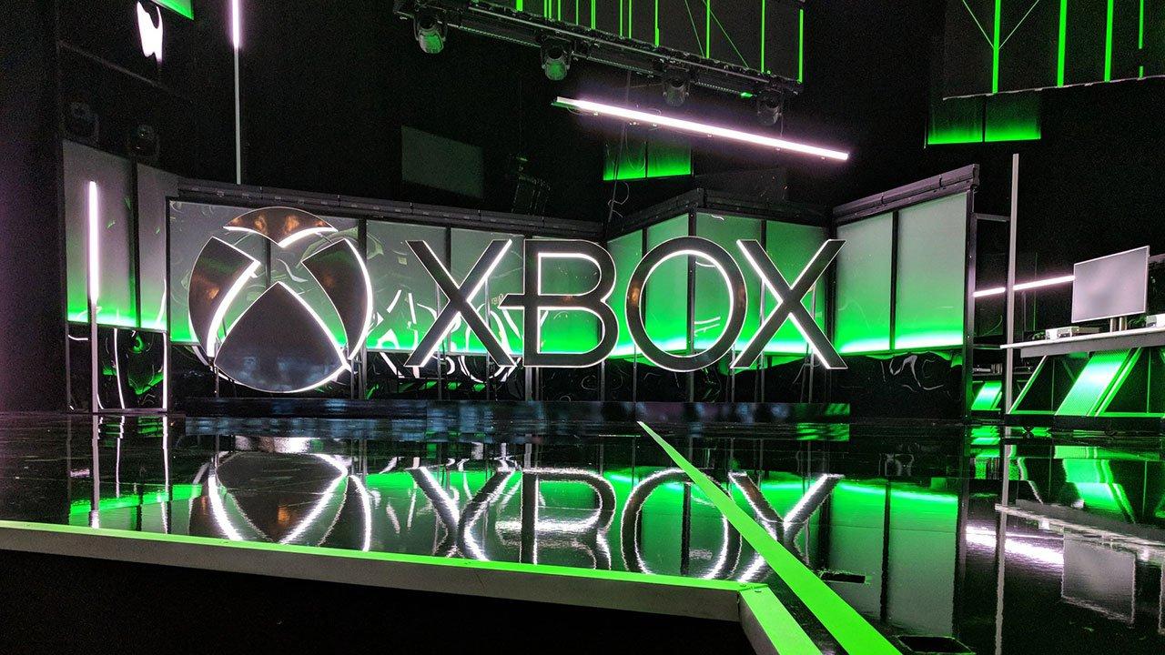 Xbox E3 2018 Stage Press Conference